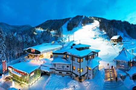 Vánoční dovolená a novoroční oslavy - Zauberberg Semmering v Rakousku