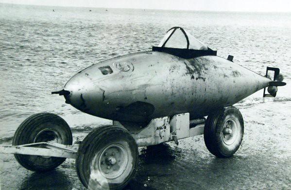 Torpille kamikaze japonaise