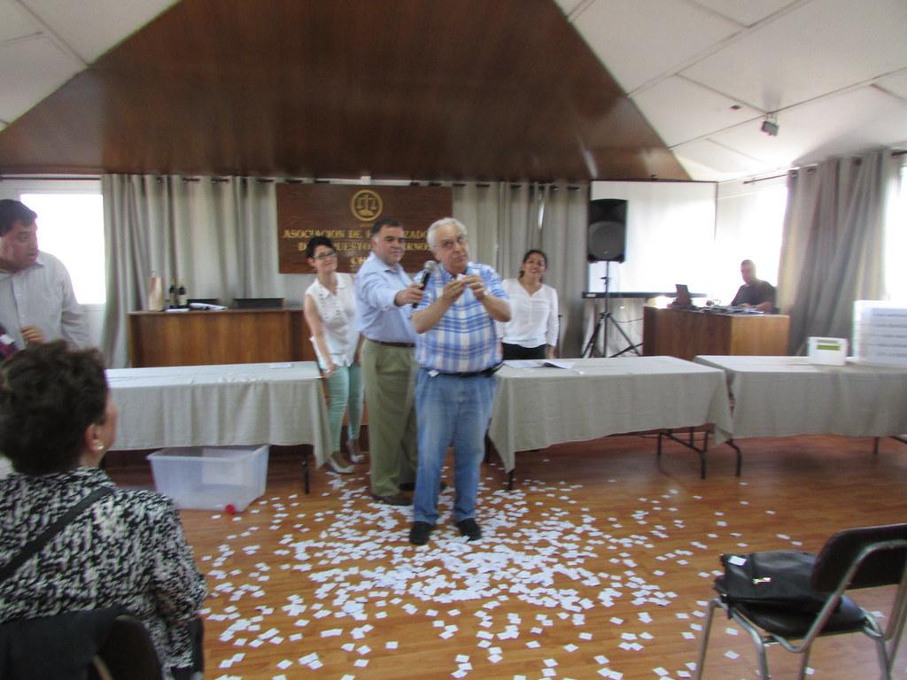 Gran Rifa de la Comisión C.A.S.A. AFIICH - 02 Diciembre 2015