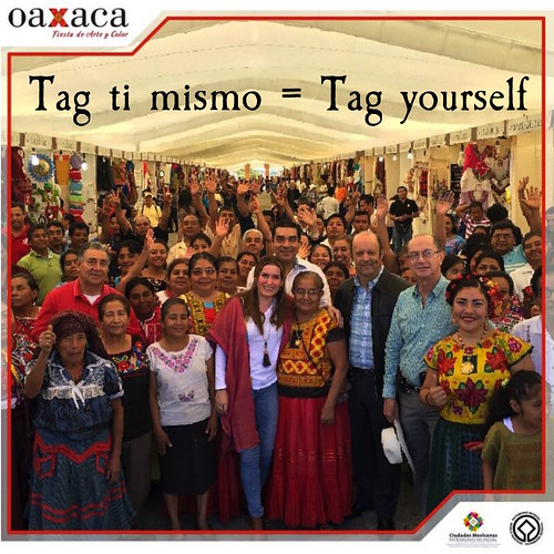 Tag ti mismo = Tag yourself