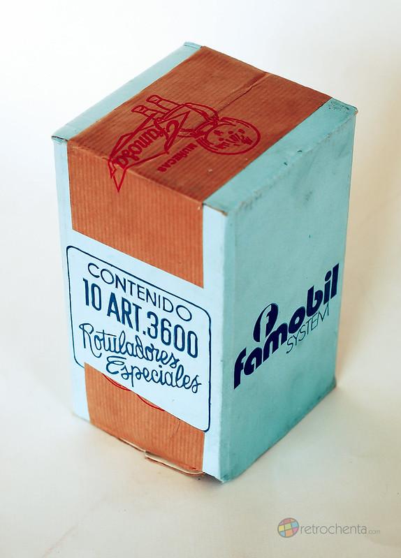 Famobil - caja de rotuladores