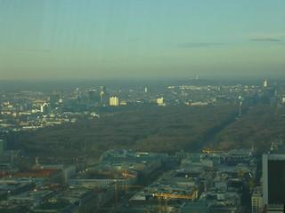 Blick vom Fernsehturm