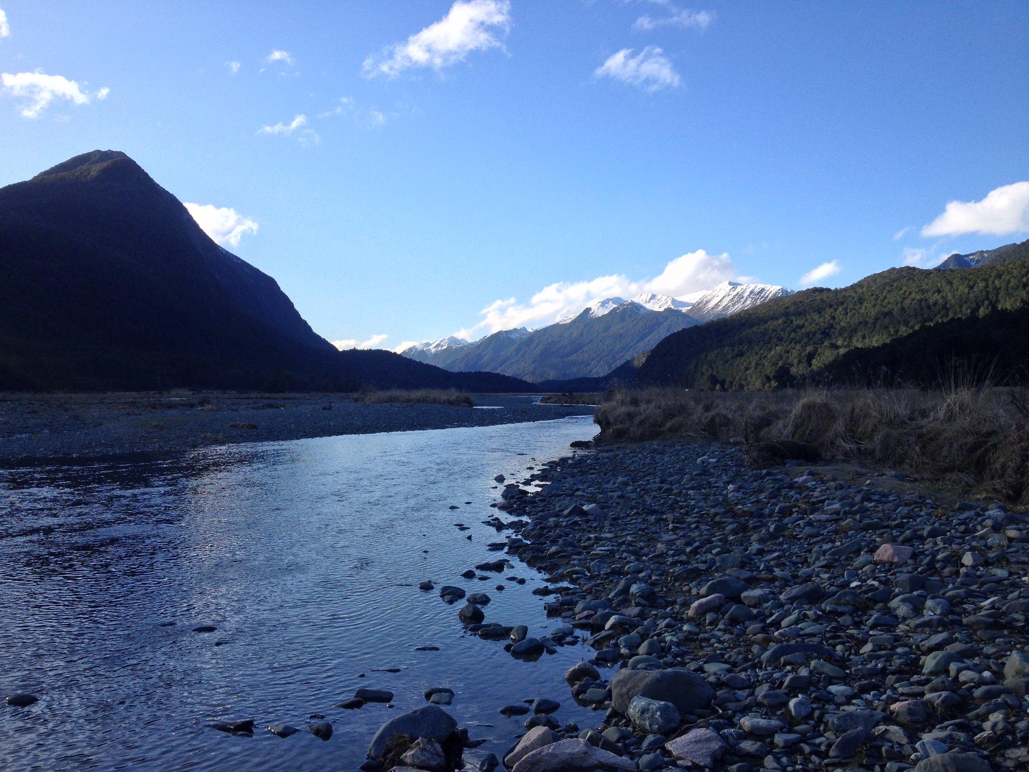 Drive to Fiordland