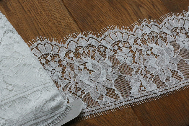 British Made Lace by Cluny Lace, Ilkeston