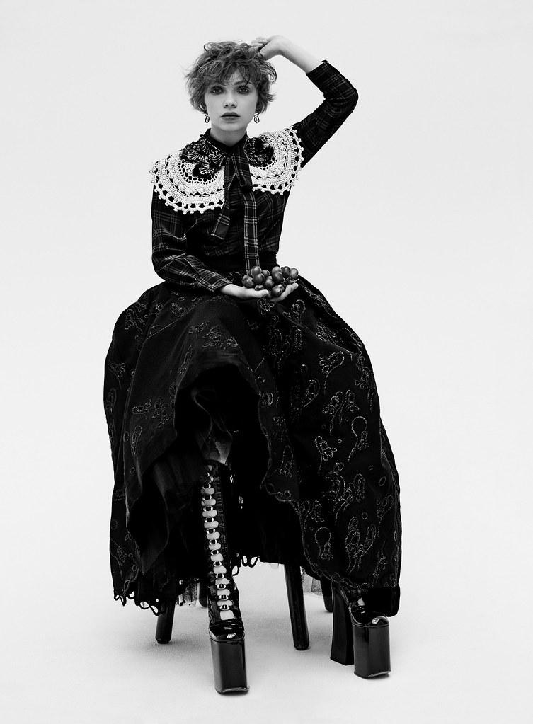 Тави Гевинсон — Фотосессия для «Teen Vogue» 2016 – 8
