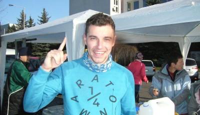 Rekordní vodácký půlmaraton vyhrál Kozlík, ženy po deváté Kozáková