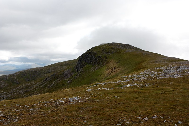 Beinn na Lap from the north