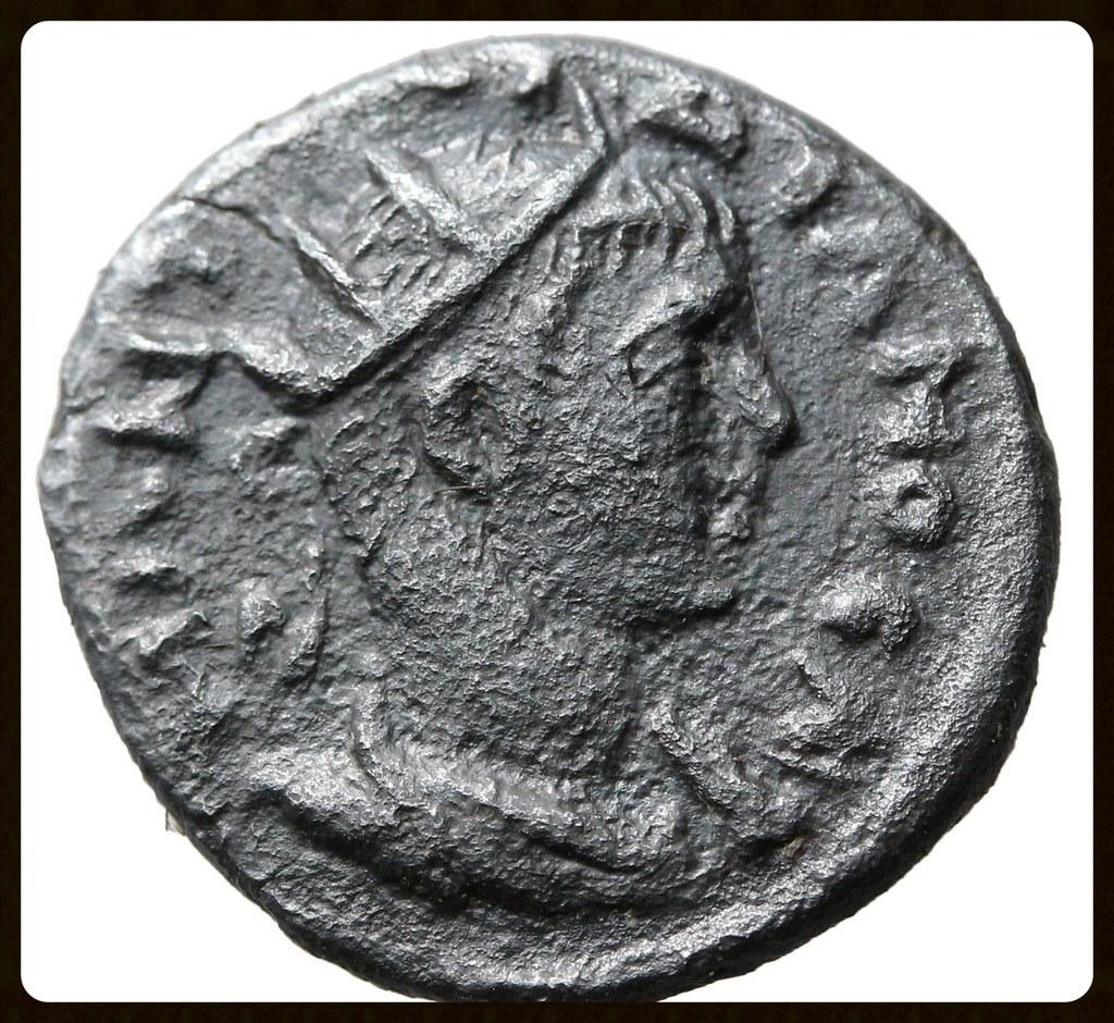 AE18 Provincial de Gordiano III. Nicea 20578897235_2ff183a0b6_b
