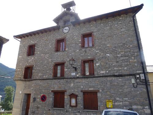 Ayuntamiento de Linás de Broto