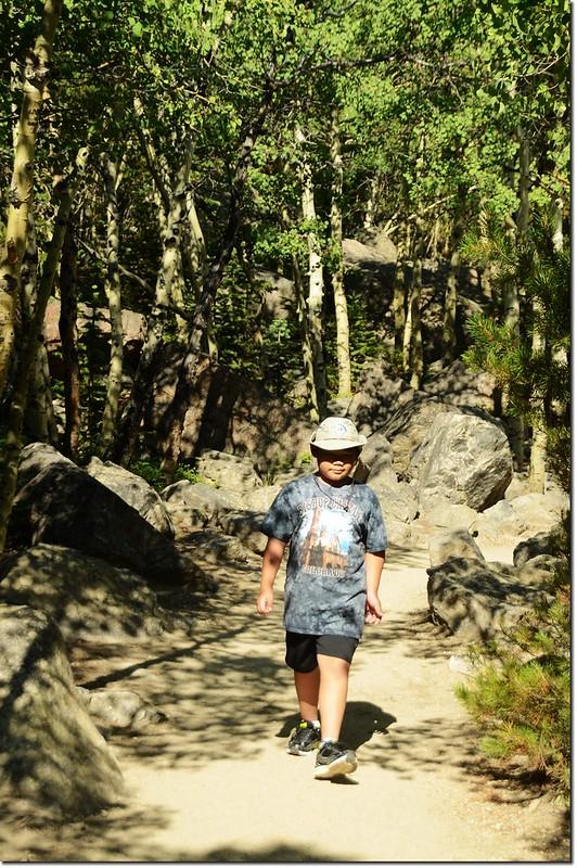 Glacier Gorge Trail 3