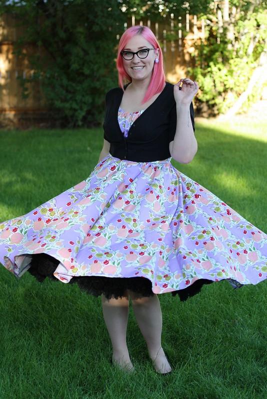 Pinup Girl Clothing Mary Blair Ella Dress - grimmricksen