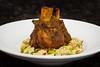 Spiced Brown Sugar Braised Pork Shank by Tom Noe
