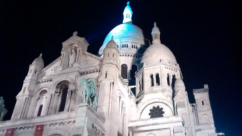 Paris Sacre Coeur Aug 15 5
