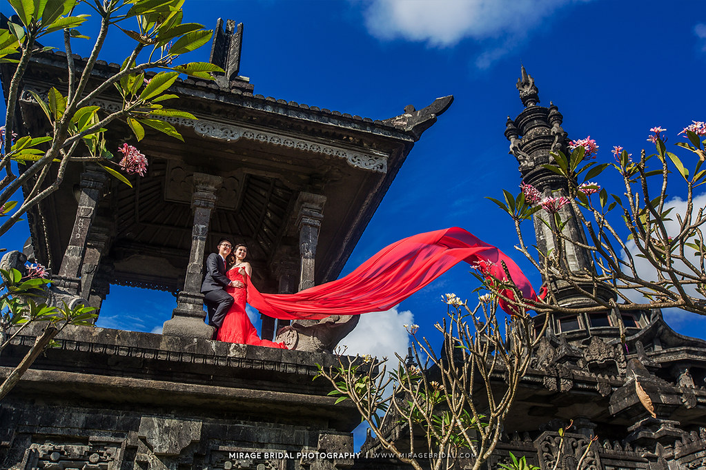 Warren + Justine - Pre Wedding Bali