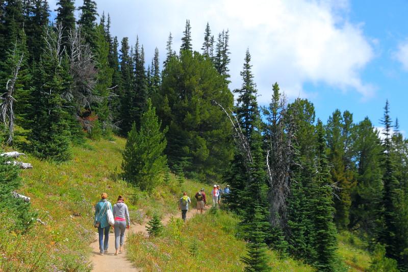IMG_8919 Sunrise Rim Trail