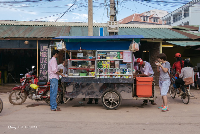 food cart siem reap cambodia