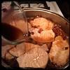 #Homemade Asian-Style Cherry Pepper Pork Chops #CucinaDelloZio - add teriyaki and hot vinegar