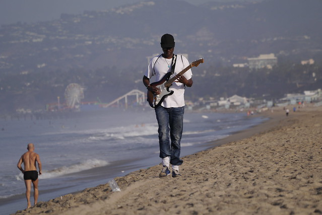 Venice Beach, Los Angeles - September 21-24, 2015