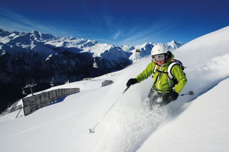 SunnyCard - lyžujte od 9 eur za den!