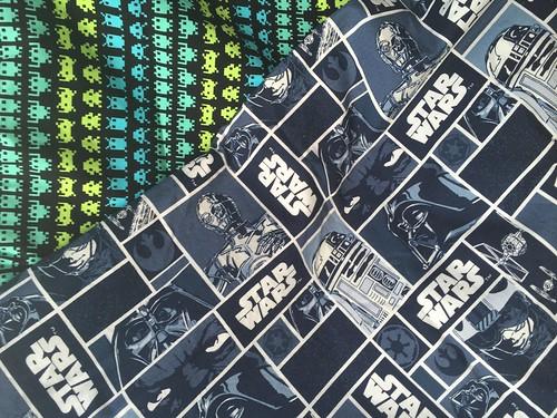Nerdy Fabric