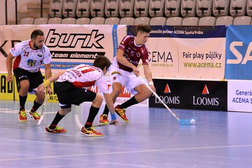 ACEMA Sparta Praha vs. Sokol Pardubice