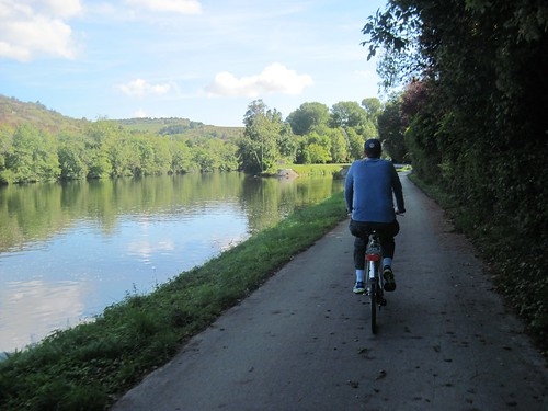 Canal du Nivernais Bike Ride Day