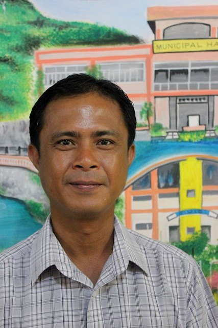 Dumalag Mayor Amado Eriberto V. Castro, Jr.