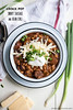 Smoky Sausage and Bean Chili (Crock Pot)