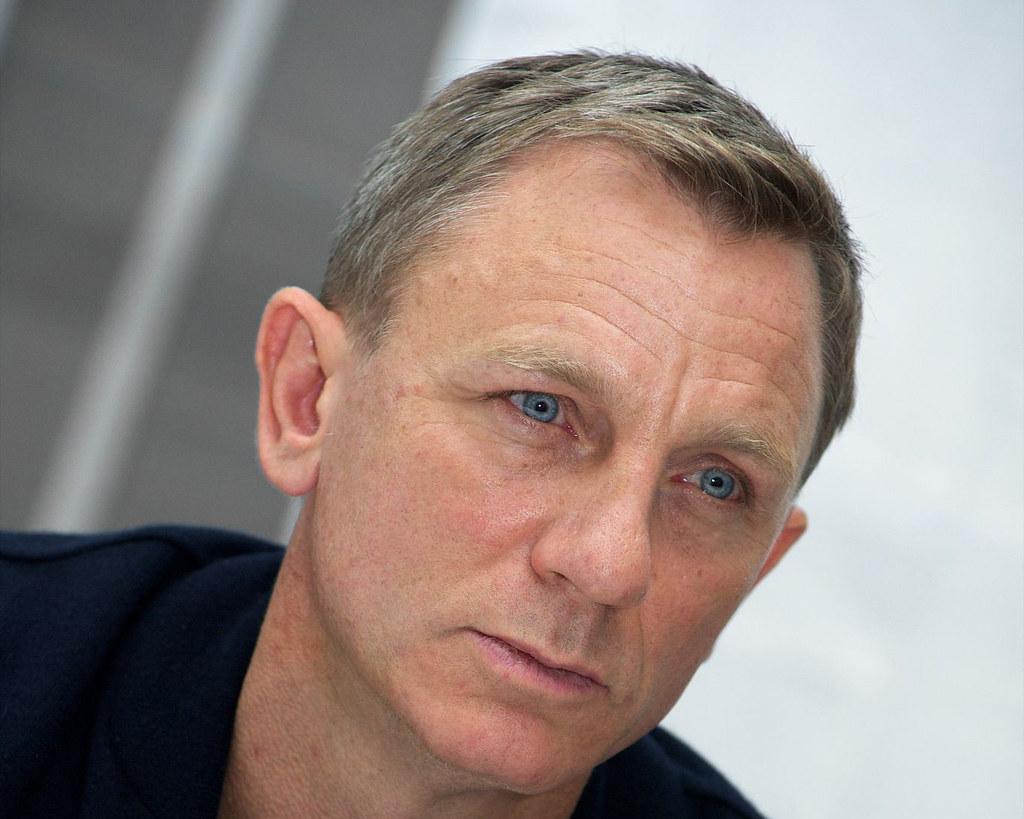 Дэниел Крэйг — Пресс-конференция «007: СПЕКТР» 2015 – 2