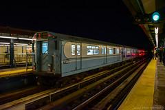 MTA New York City Subway St. Louis Car Company R33WF #9306