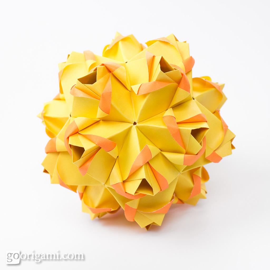 sokdu s favorite flickr photos picssr rh picssr com Easy Origami Kusudama Flower Origami Clover Kusudama Diagrams