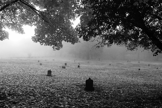 Autumn Cemetery 2015