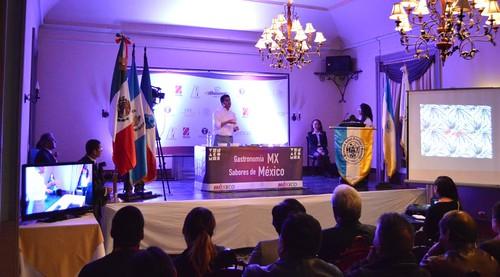 """Se presenta en Quetzaltenango """"Gastronomía MX, Sabores de México"""""""