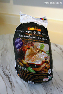 Echelon Foods Bacon Wrapped Turducken Premium Roast