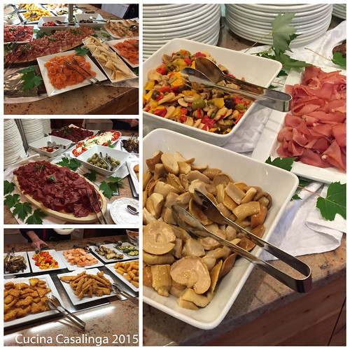 Bad Moos Essen Vorspeisenbuffet