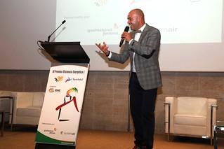 José Boto, presentado los III premios de eficiencia energética