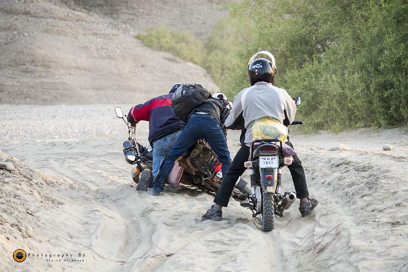 Trip to Cave City (Gondhrani) & Shirin Farhad Shrine (Awaran Road) on Bikes - 23208194652 87323676ca c