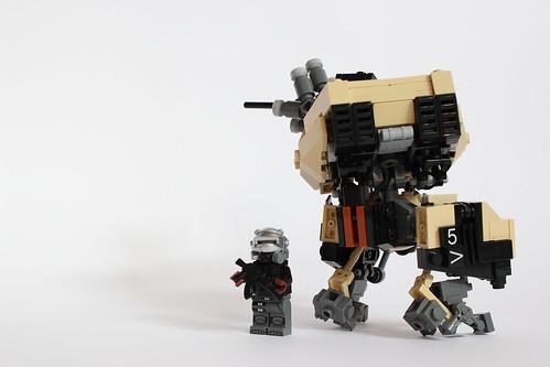 Vertical Tank Deacon 2