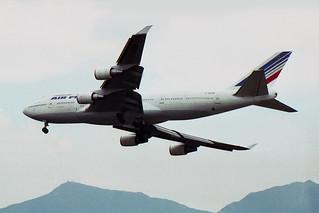 Air France Boeing 747-428M F-GISB