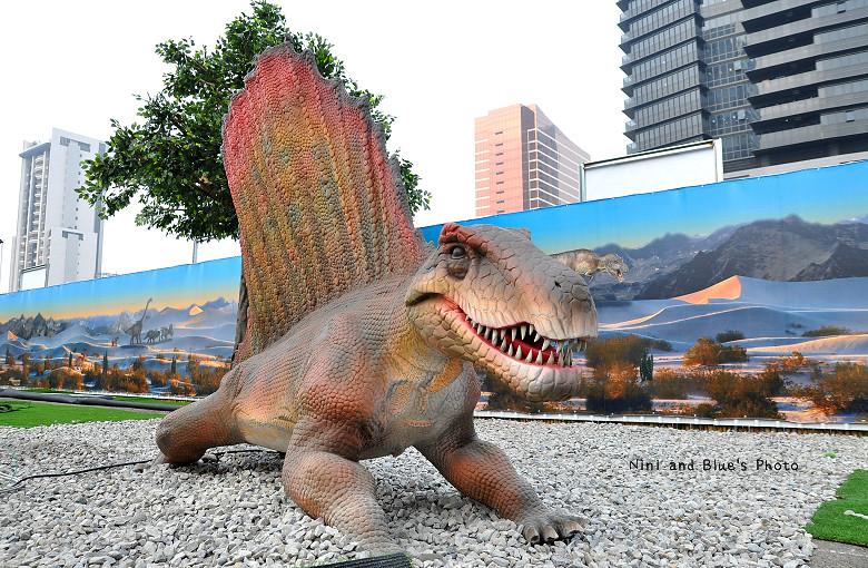 台中恐龍展23