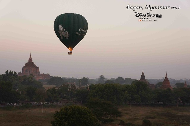 Bagan Sunrise 03