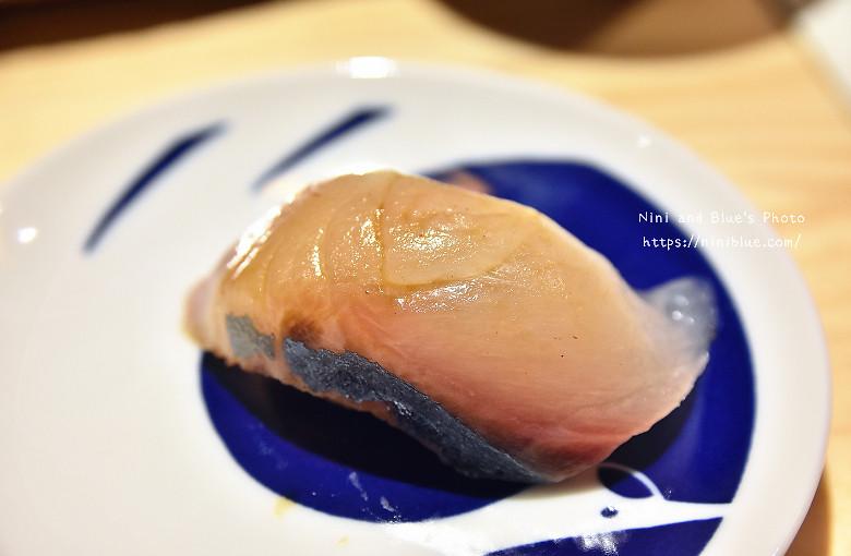 台中江戶前握壽司一貫入魂精誠日式料理15