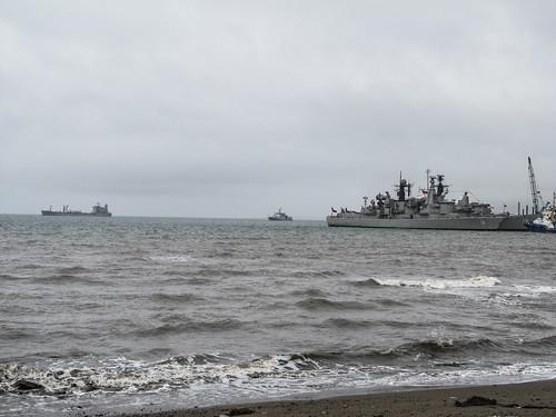 Punta Arenas: le fameux Détroit de Magellan