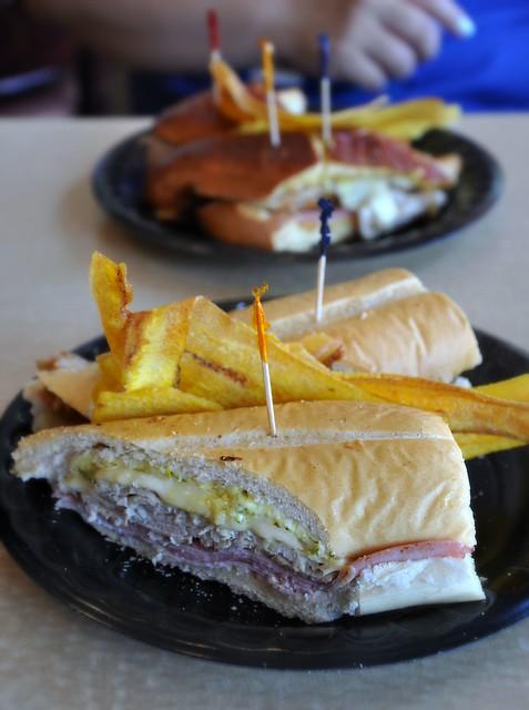 Porto's Sandwiches