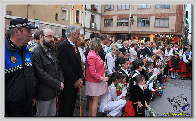 Briviesca en Fiestas 2.015 Procesión del Rosario y canto popular de la Salve (15)