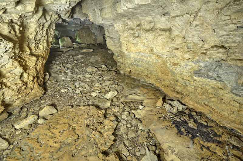Spouting Dome Cave, Cumberland County, Tennessee 4