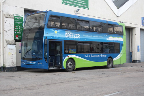 Go South Coast 1408 Scania N230UD / Optare Olympus