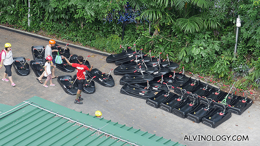 Skyline Luge Sentosa turns 10 - offers slew of deals to celebrate - Alvinology