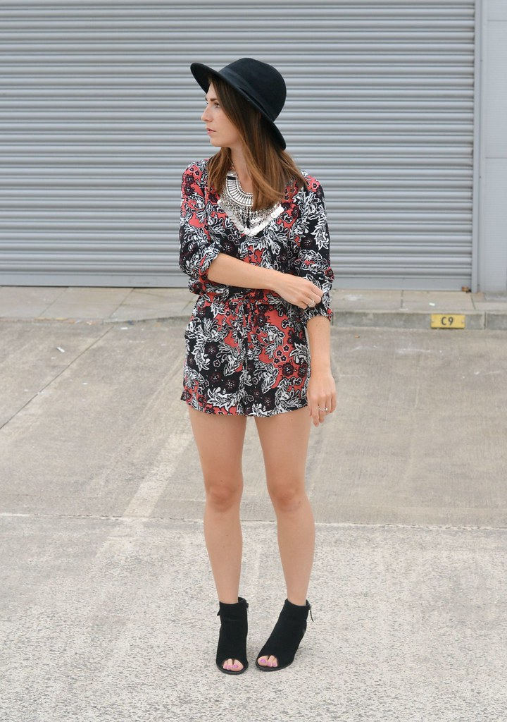 H&M Playsuit 4
