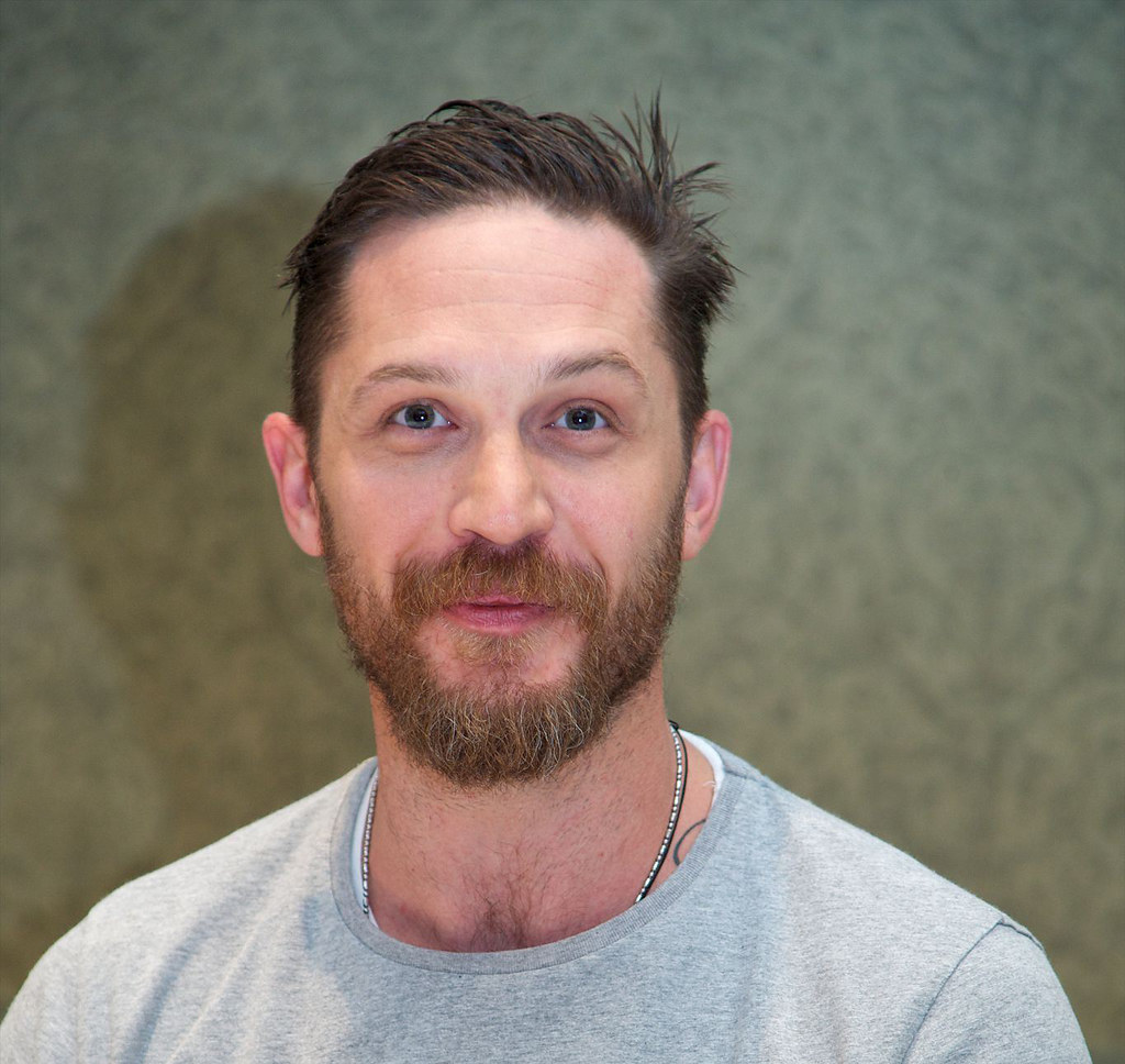 Том Харди — Пресс-конференция «Легенда» на «TIFF» 2015 – 2